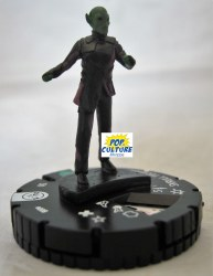 Heroclix Captain Marvel Movie 008 Skrull Technian