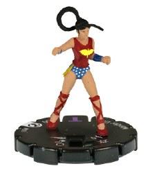 Heroclix DC Crisis 003 Wonder Girl