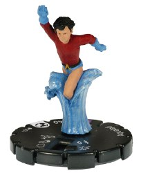 Heroclix DC Crisis 004 Aqualad