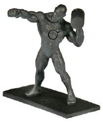 Heroclix DC Crisis 015 Iron