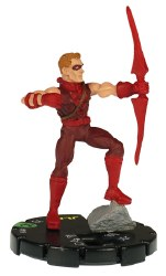 Heroclix DC Crisis 018 Red Arrow