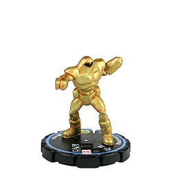 Heroclix Clobberin Time 009 Mandroid Armor