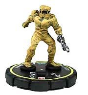 Heroclix Clobberin Time 011 Aim Agent