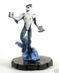 Heroclix City of Villains 004 Captain Mako