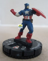 Heroclix Civil War SOP 001 Captain America