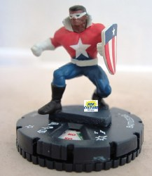 Heroclix Civil War SOP 015 Battlestar