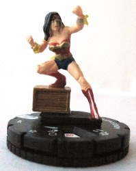 Heroclix DC 10th Anniversary 002 Wonder Woman