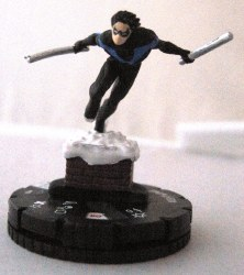 Heroclix DC 10th Anniversary 007 Nightwing