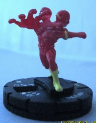 Heroclix DC 10th Anniversary 010 The Flash