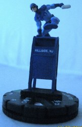 Heroclix DC 10th Anniversary 016 Blue Beetle