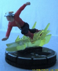 Heroclix DC 10th Anniversary 018 The Flash
