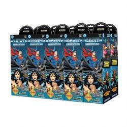 Heroclix DC Rebirth CUR, SR Set