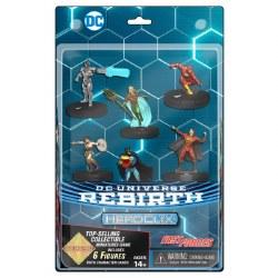 Heroclix DC Rebirth Fast Forces Set