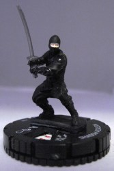 Heroclix Dark Knight Rises 002 Shadow Assassin