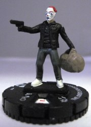 Heroclix Dark Knight Rises 007 The Joker's Henchman #1