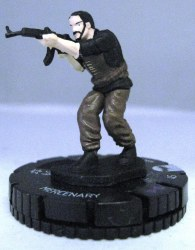 Heroclix Dark Knight Rises 008 Mercenary