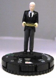 Heroclix Dark Knight Rises 013 Alfred Pennyworth