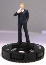Heroclix Dark Knight Rises 017 Harvey Dent