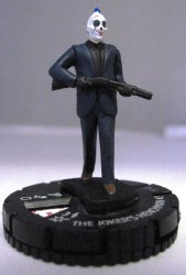 Heroclix Dark Knight Rises 019 The Joker's Henchman #2
