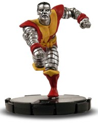 Heroclix Danger Room 002 Colossus