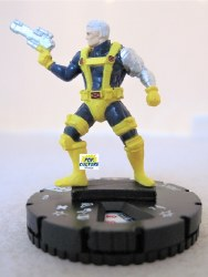 Heroclix Deadpool & X-Force 014 Cable