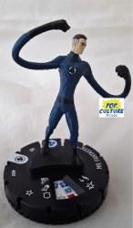 Heroclix Fantastic Four 001 Mr. Fantastic