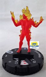Heroclix Fantastic Four 003 Human Torch