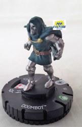 Heroclix Fantastic Four 005 Doombot