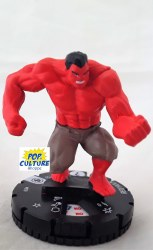 Heroclix Fantastic Four 010 Red Hulk