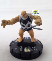 Heroclix Fantastic Four 012 She-Thing