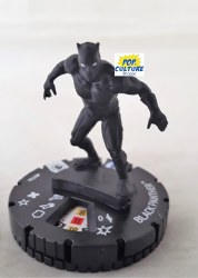 Heroclix Fantastic Four 013a Black Panther