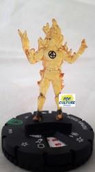 Heroclix Fantastic Four 019 Johnny Storm