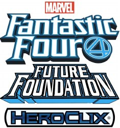 Heroclix Fantastic Four Future Foundation CUR Set