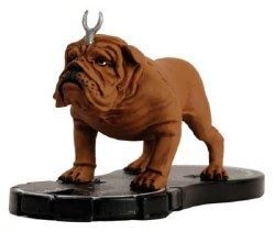 Heroclix Fantastic Forces 002 Lockjaw