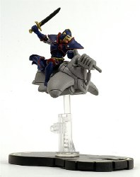 Heroclix Fantastic Forces 004 Black Knight