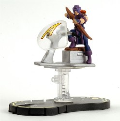 Heroclix Fantastic Forces 010 Hawkeye