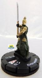 Heroclix Fellowship of the Ring 002 Elven Warrior