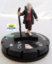 Heroclix Fellowship of the Ring 012 Bilbo Baggins