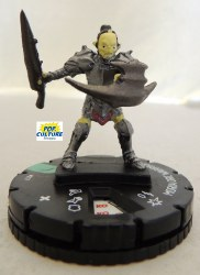 Heroclix Fellowship of the Ring 017 Moria Orc Warrior