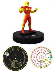 Heroclix Galactic Guardians 002 Nova Corps Recruit