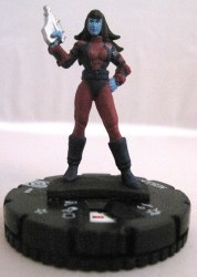 Heroclix Galactic Guardians 008 Nebula