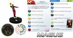 Heroclix Galactic Guardians 020 Magus