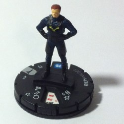 Heroclix Guardians of the Galaxy (Movie) 014 Rhomann Dey