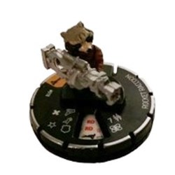 Heroclix Guardians of the Galaxy (Movie) 018 Rocket Raccoon