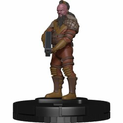 Heroclix Guardians of the Galaxy v.2 012 Taserface