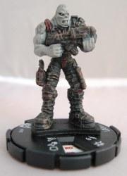 Heroclix Gears of War 007 Locust Drone