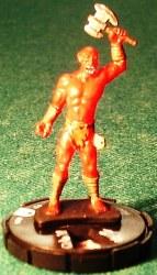 Heroclix Hammer of Thor 004 Rock Troll