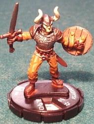 Heroclix Hammer of Thor 014 Asgardian Warrior
