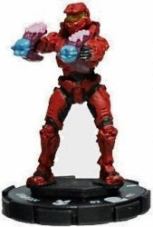 Heroclix Halo: 10th Anniversary 012 Spartan (Dual Needlers)