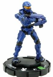 Heroclix Halo: 10th Anniversary 019 Spartan (Plasma Rifle)
